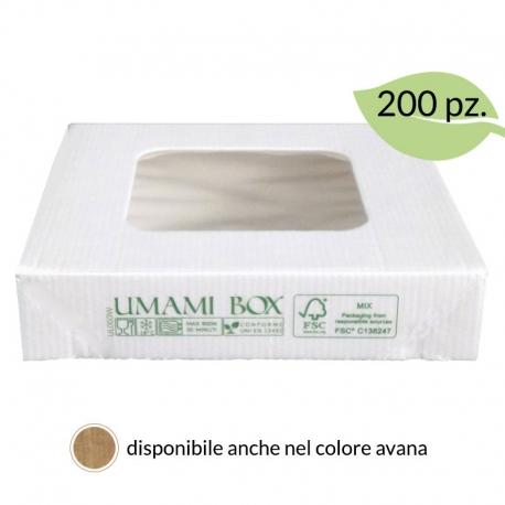 UMAMI LID BIANCO con fin. per vasc.UB003