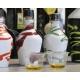 Design sviluppato con esperti assaggiatori d'olio per la migliore degustazione possibile