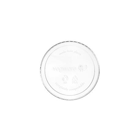 Coperchio per contenitori tondi in PLA