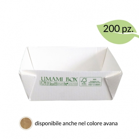 UMAMI BOX 03 - colore bianco